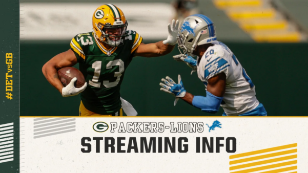 Green Bay Packers x Detroit Lions