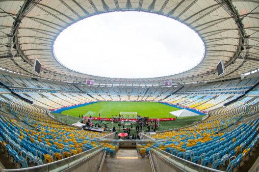 Maracanã já sediou uma final de Mundial de Clubes