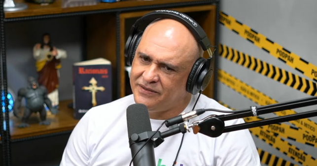Marcos fala sobre Palmeiras, Flamengo e Atlético-MG