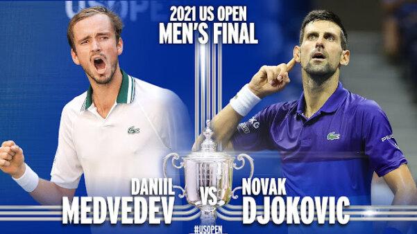 US Open: Veja curiosidades sobre a final entre Djokovic e Medvedev e saiba onde assistir AO VIVO o Grand Slam