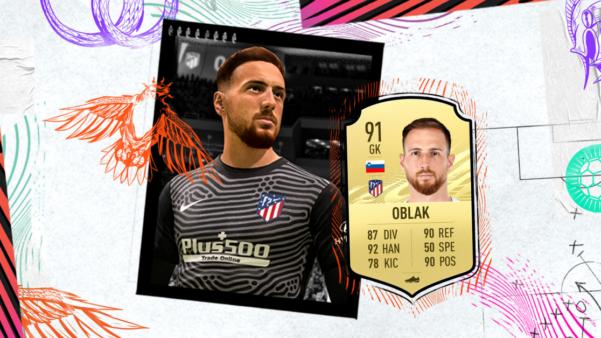 Melhores goleiros, FIFA 22