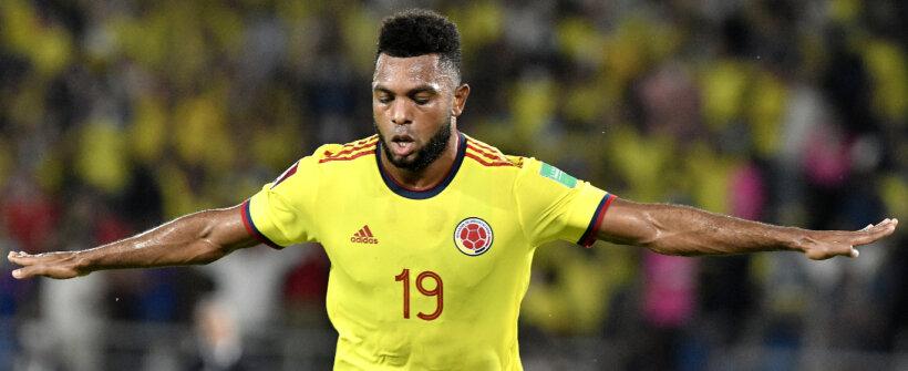 Vitória, gols e recorde: a brilhante partida de Borja pela Colômbia nas Eliminatórias