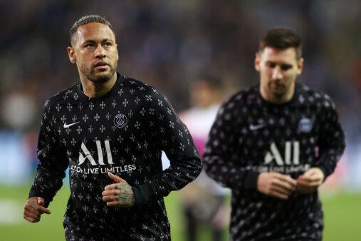 Escalação do PSG: Messi e Neymar contra o Lyon