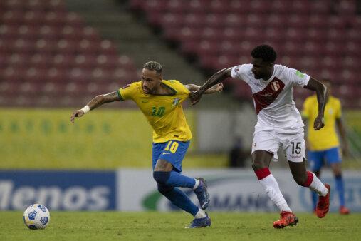 Neymar na seleção brasileira