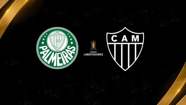 Palmeiras x Atlético-MG