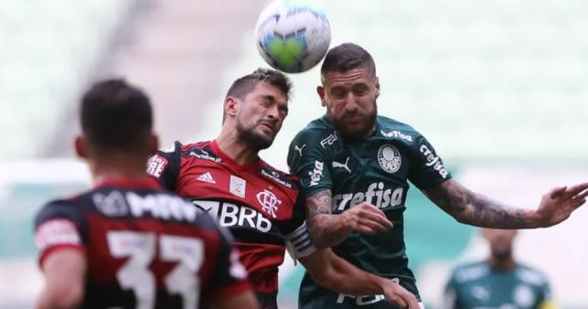 Palmeiras x Flamengo Brasileirão