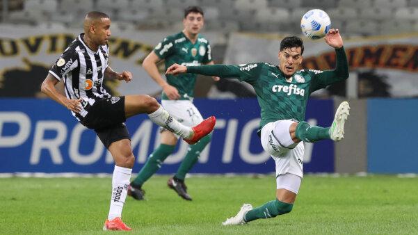 Palmeiras x Atlético-MG, Libertadores