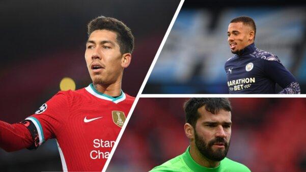 Premier League - Brasileiros liberados pela FIFA
