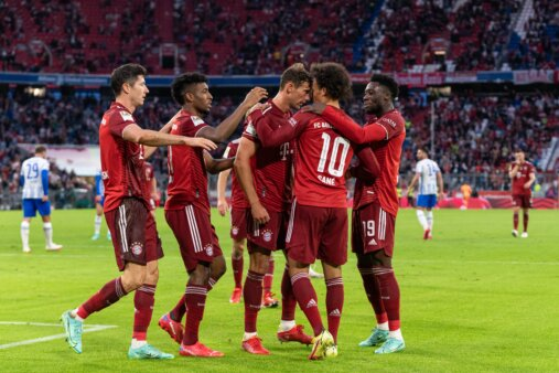 Provável escalação Bayern de Munique