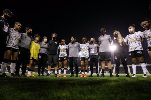 Provável escalação Corinthians Palmeiras Brasileirão Feminino