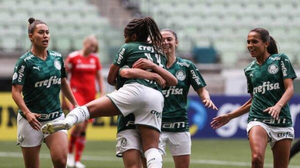 Provável escalação Palmeiras feminino