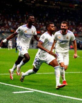 Real Madrid x Sheriff guia
