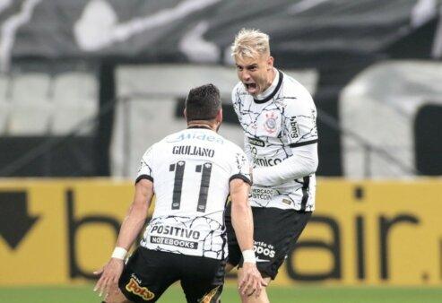 Róger Guedes / Corinthians