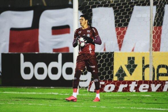 Vinicius fez a diferença no segundo tempo - imagem: Samara Miranda/Clube do Remo