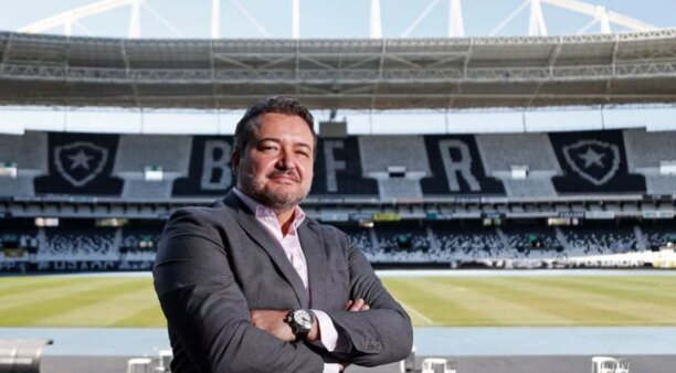 Botafogo CEO