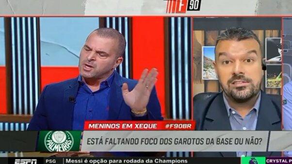 Zé Elias, Sormani, ESPN