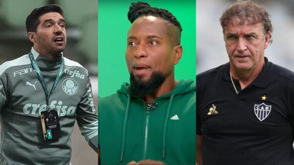 Zé Roberto fala sobre Palmeiras x Atlético-MG