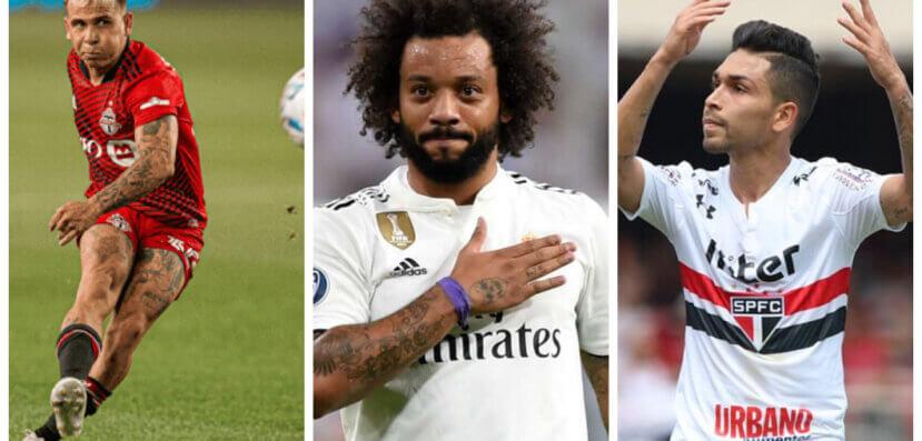 Soteldo especulado em Corinthians e Flamengo