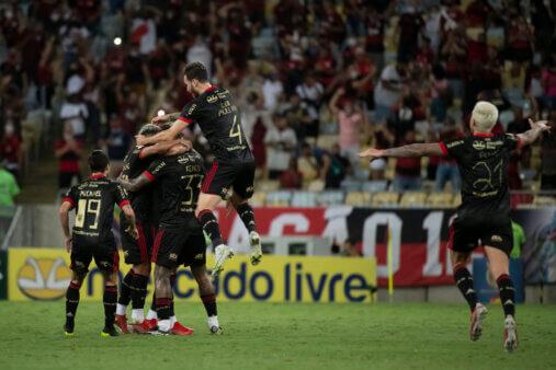 Flamengo 3-1 Juventude