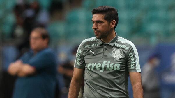 Jogo do Palmeiras x Bahia