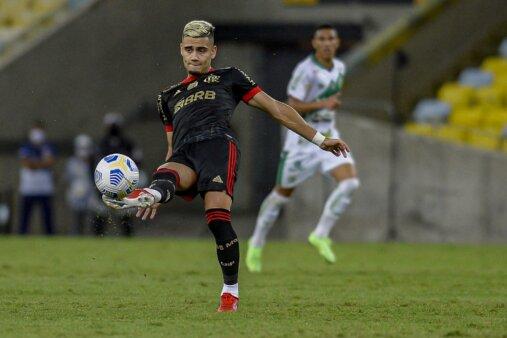 Andreas Pereira Flamengo