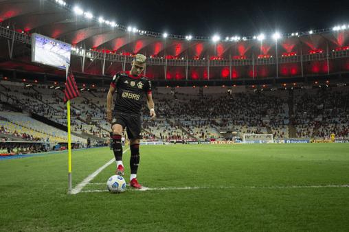 Andreas Pereira vem brilhando pelo Flamengo.