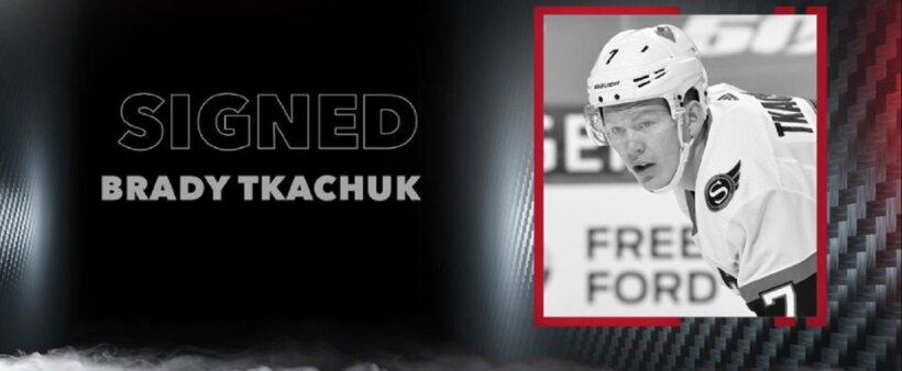 Brady Tkauchuk