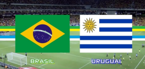 Brasil x Uruguai ao vivo