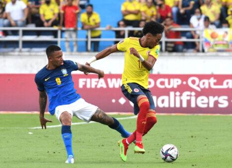 Colômbia x Equador guia