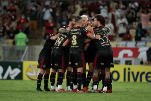Flamengo teve dia agitado hoje (14).
