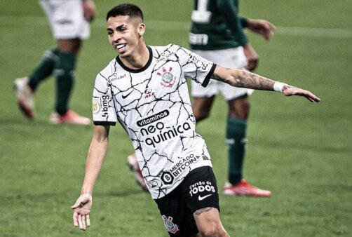 Corinthians x Fluminense: Mosquito cruza na medida e Gabriel Pereira abre o placar no segundo tempo