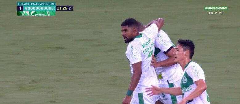 Brasileirão: William Matheus sobe mais que Filipe Luís e diminui para o Juventude contra o Flamengo; assista
