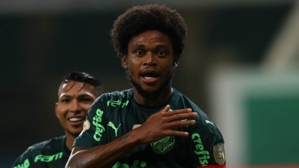 Luiz Adriano, Palmeiras