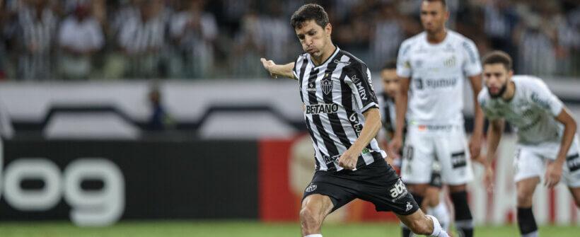 Atlético-MG é o time com mais pênaltis marcados no Brasileirão 2021; veja a lista