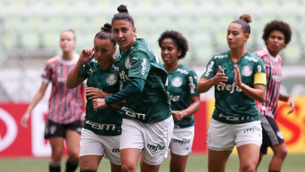 Nacional x Palmeiras Paulistão Feminino AO VIVO
