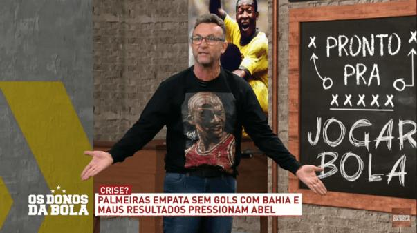 Neto falou sobre o Palmeiras.