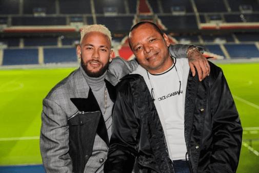 Pai de Neymar criticou Galvão.