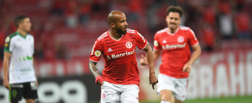 Brasileirão: Patrick brilha e Internacional bate o América-MG no Beira-Rio