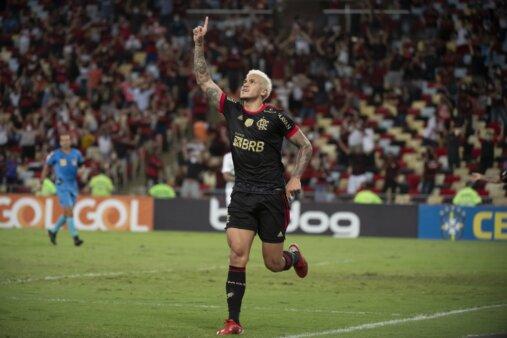 Pedro Flamengo x Juventude - Brasileirão